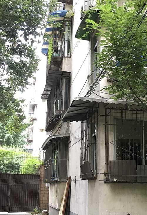 老舊小(xiao)區監控系統工程安裝(zhuang)