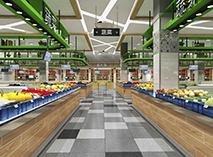 農貿市場監控安裝(zhuang)