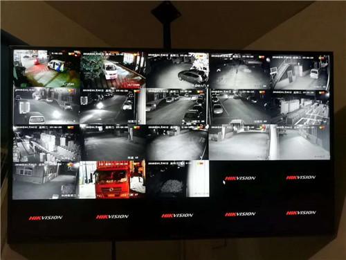 辦公樓高清監控系統